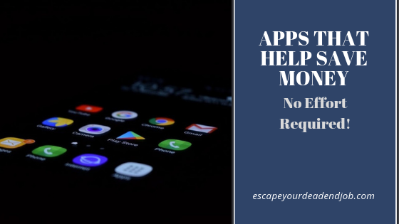 Apps that help save money