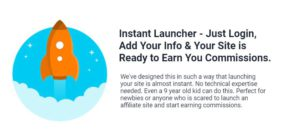 Instant Launcher