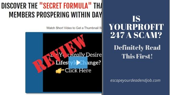 Is Yourprofit247 A Scam Definitely Read This First
