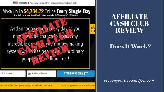 affiliate cash club review