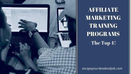 affiliate marketing training programs