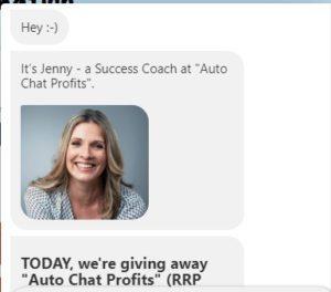 auto chat profits bot