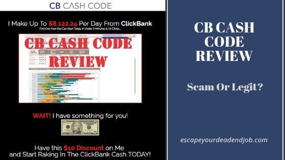 cb cash code video