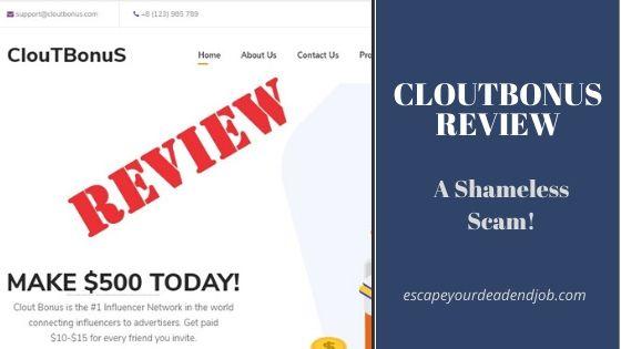 cloutbonus review