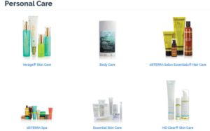 doTERRA Personal care
