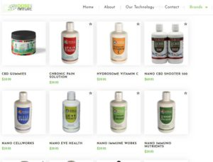 dose of nature products