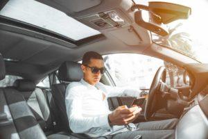 earn money driving