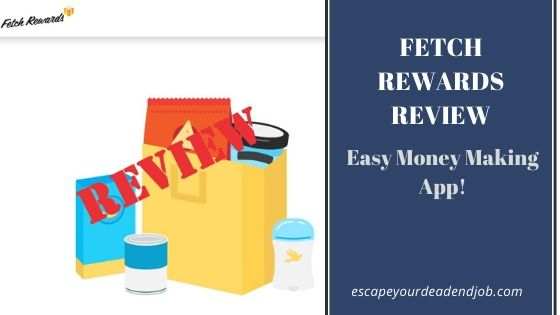 fetch rewards review