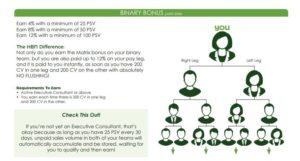 hb naturals binary bonus