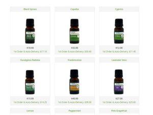 hb naturals essential oils