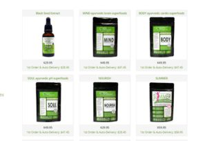 heart body naturals superfoods