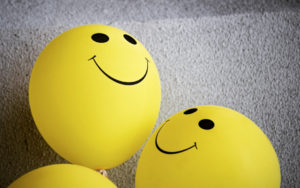 happy faces meaning positive things