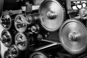 gears showing how things work