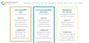 membership screenshot