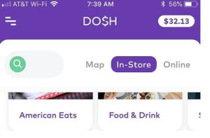 image of the dosh app