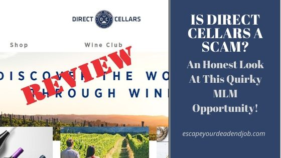 is direct cellars a scam