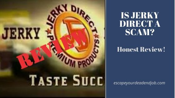 is jerky direct a scam