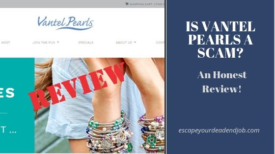 is vantel pearls a scam