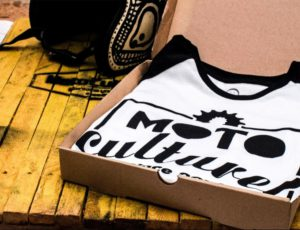 tshirt in a box