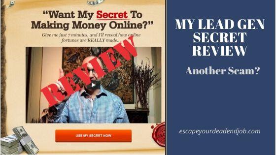 my lead gen secret review