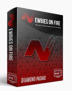 newbies on fire diamond package