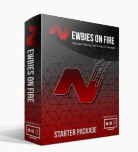 newbies on fire starter