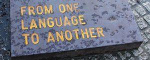 make money by offering translation services
