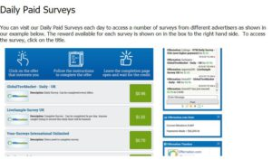 offernation daily paid surveys