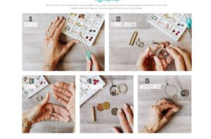 origami owl products