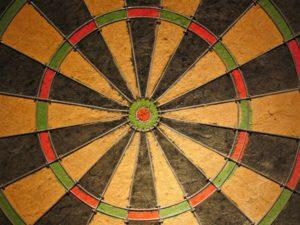 target board - pick a niche