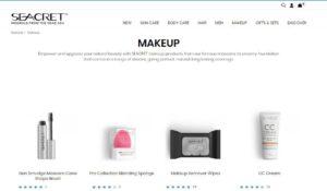 seacret makeup