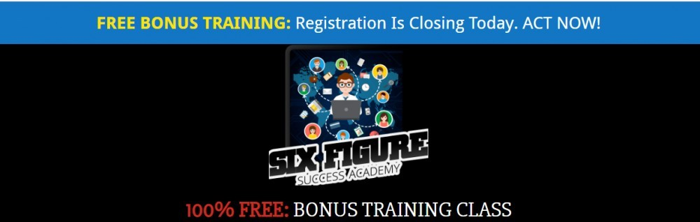 Buy  Six Figure Success Academy  Course Creation Used Sale