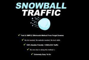 snowball traffic claims