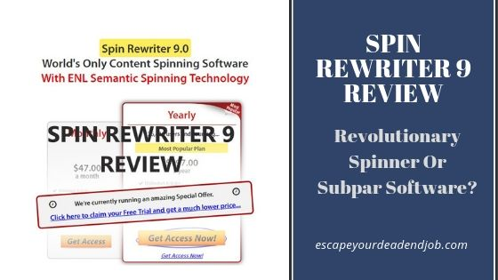spin rewriter 9 review