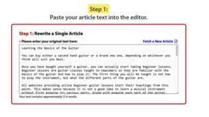 spin rewriter 9 step1