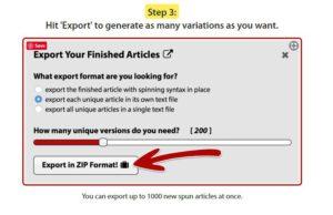 spin rewriter 9 step3