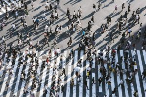 crowded intersection - the importance of generating traffic