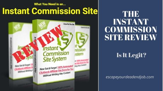 the instant commission site review