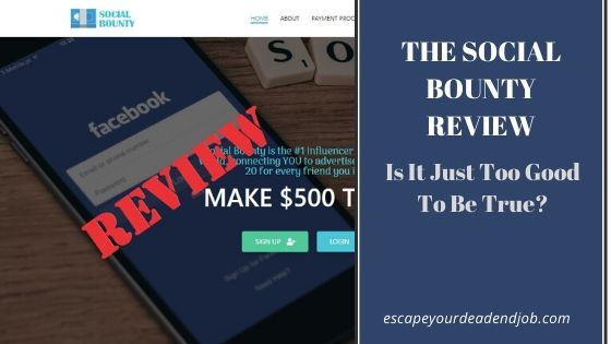 the social bounty review