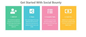 what Products does Social Bounty offer
