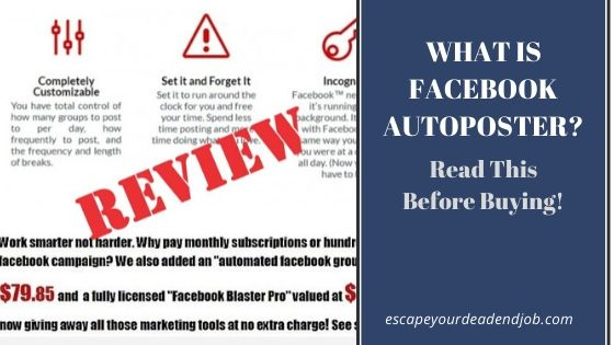 what is facebook autoposter