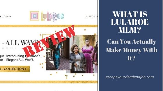 what is lularoe mlm