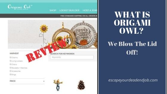 what is origami owl