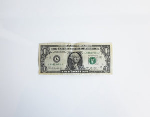 image of a dollar bill
