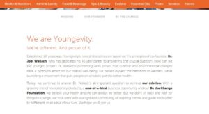 what is youngevity