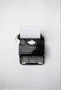 typewriter - write quality content